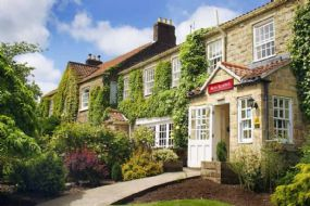 Dog Friendly Hotel Scarborough | Ox Pasture Hall Hotel Yorkshire Moors
